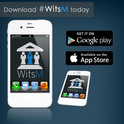 Download the WitsM student mobile app