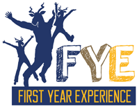 Logo for the first year experience