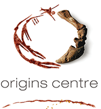 Origins Centre logo