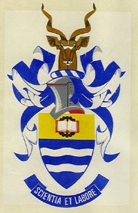 Coat of Arms - Wits University