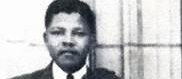 Nelson Mandela as a law student at Wits