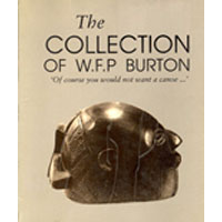 Wits Publications-The Collection of W.F.P. Burton,ISBN 1-874856-59-1