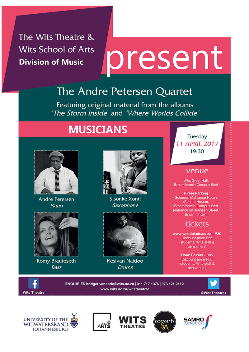 The Andre Petersen Quartet