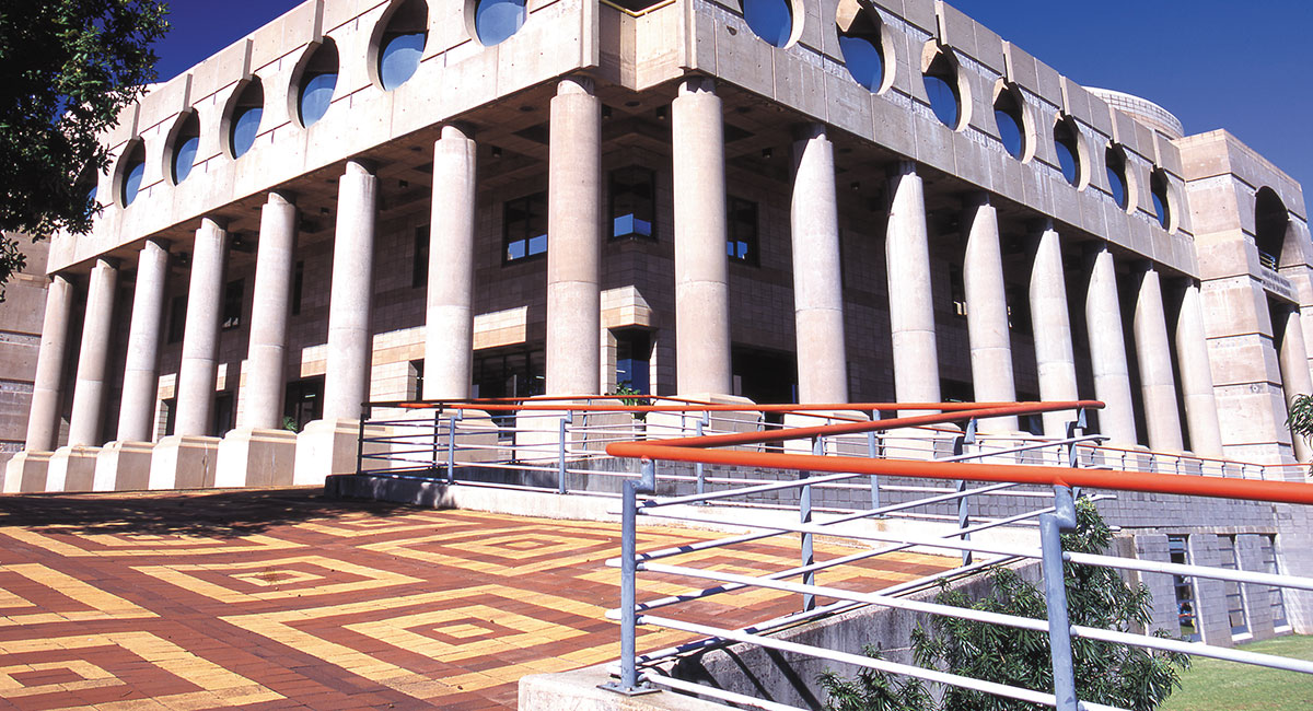 Wits University Chamber of Mines Building