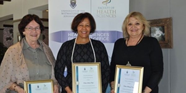 2015 Health Sciences Research Awards