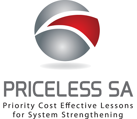 Priceless logo