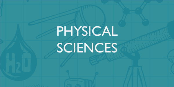 Physical Sciences undergraduate banner