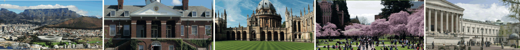 Times Higher Education ranked universities