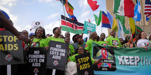 2016 International Aids Conference