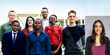 Eight Wits students shortlisted for prestigious competition