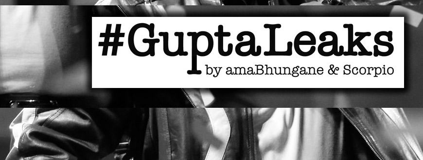 How to ethically report on big data leaks such as the #GuptaLeaks