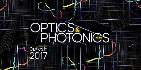 Optics and Photonics News 2017