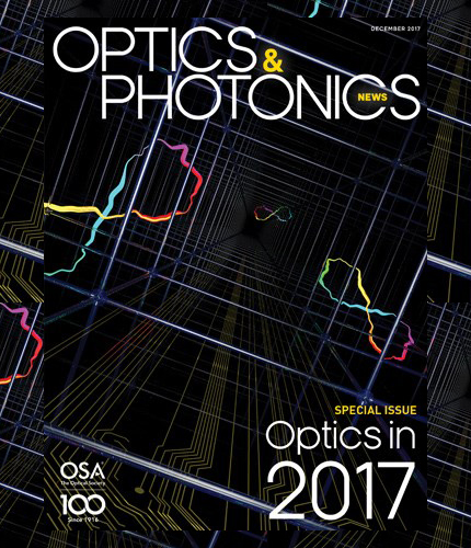 Optics and Photonics News