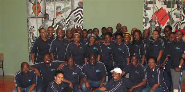 Wits TM1 Course students