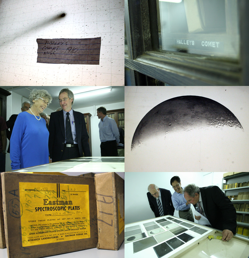 Astronomical Plate Archive inaugurated at Wits University