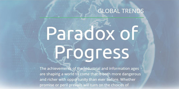 2017 CIA Global Trends report
