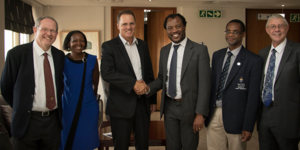 DRDGOLD and Wits School of Chemical and Metallurgical Engineering forged a new partnership