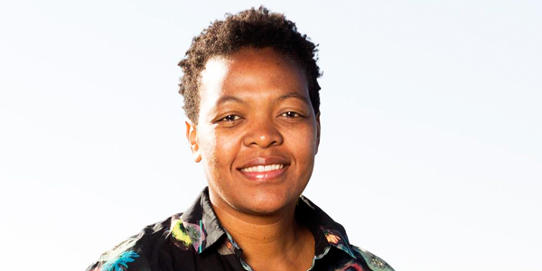 Gabi Ngcobo. Photo credit_ Masimba Sasa