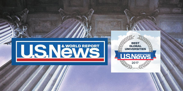 US News Best Global University rankings