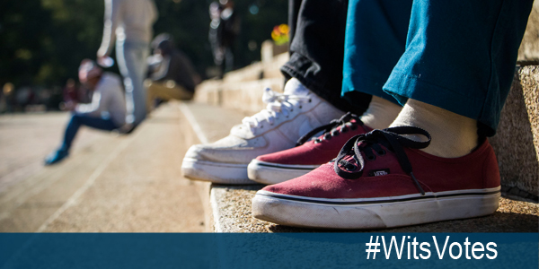 Youth would rather protest than vote - new study. #WitsVotes
