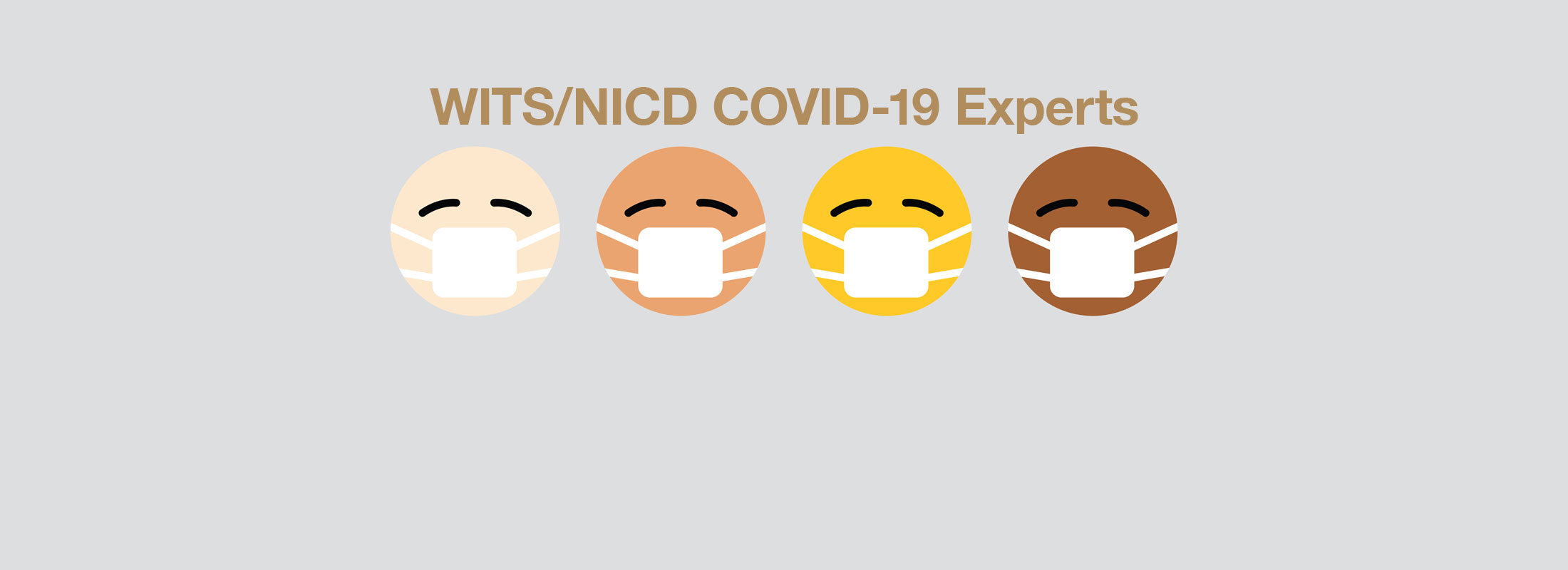COVID-19 Wits and Wits/NICD experts
