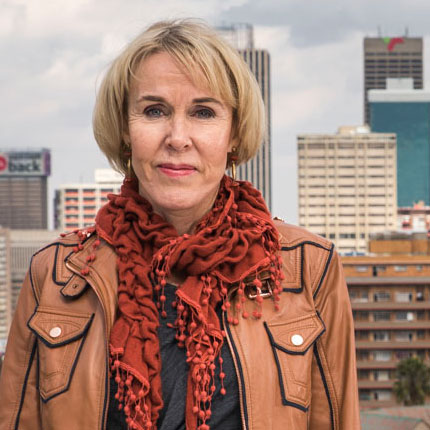 Professor Helen Rees is the Executive Director of the Wits Reproductive Health and HIV Institute. ©WITS UNIVERSITY