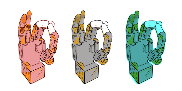 Biomedical engineers at Wits are researching how brainwaves can be used to control a robotic prosthetic hand