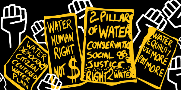 A People's Water Charter
