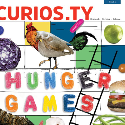 Curiosity, Issue 6: #HungerGames