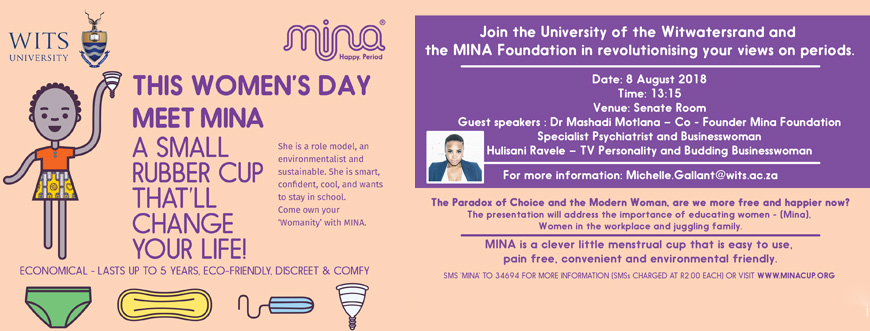 Mina Women's Day event