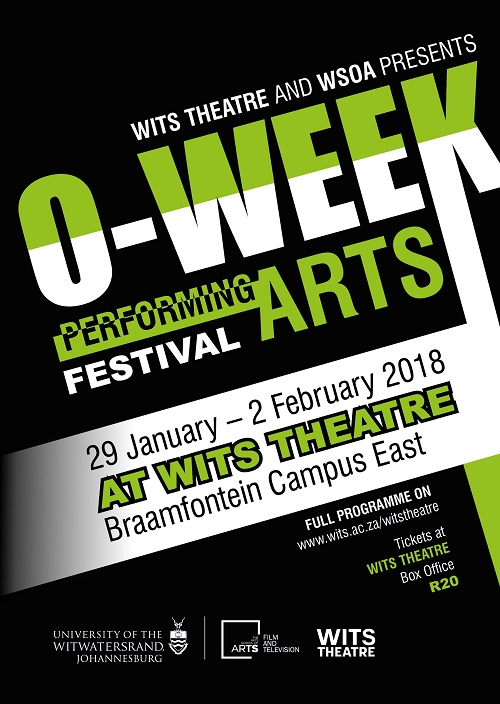 OWeek Performance Arts Festival 2018