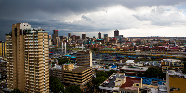 Johannesburg, city in South Africa