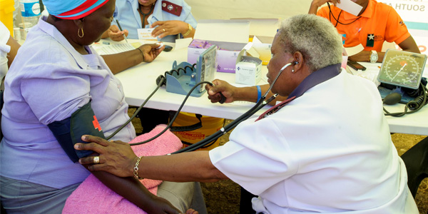 Nurses deliver health and medical services in clinics