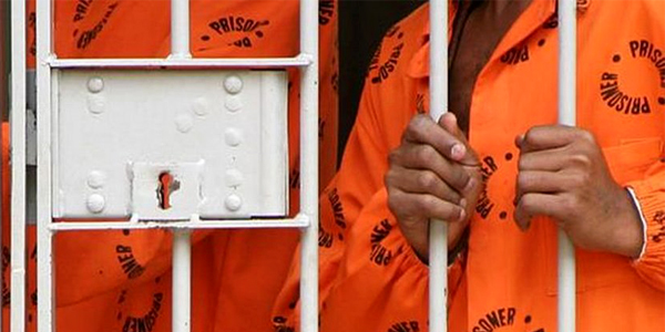 South African prisons and inmates