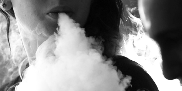 Vaping and smoking