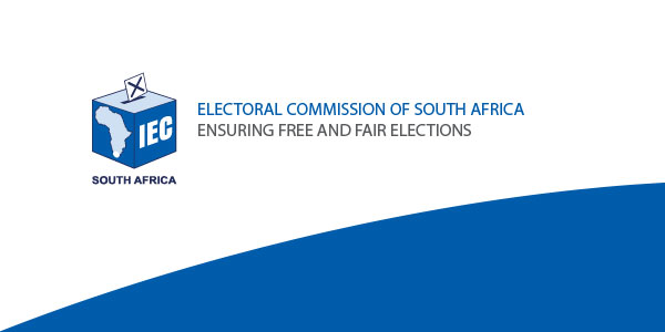 South Africa's Independent Electoral Commission (IEC)