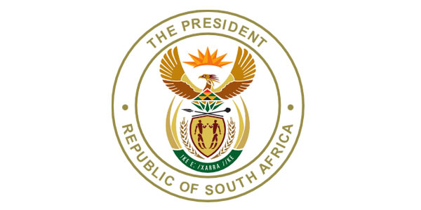 Seal of the South African President