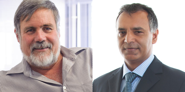 Professors Bob Scholes and Shabir Madhi elected as Fellows of the The World Academy of Sciences.