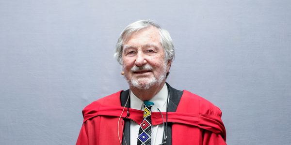 Professor Eddie Webster
