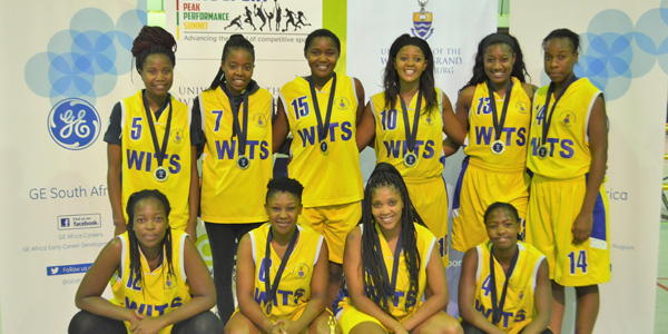 Wits Basketball are the defending champions at the 2018 USSA tournament