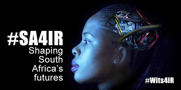 #SA4IR - a partnership between Wits, UJ, Fort Hare and Telkom to develop a national response to the Fourth Industrial Revolution that could shape the futures of South Africa