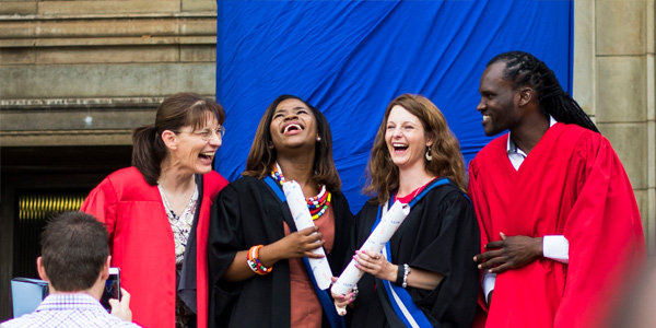 Wits graduates celebrate success
