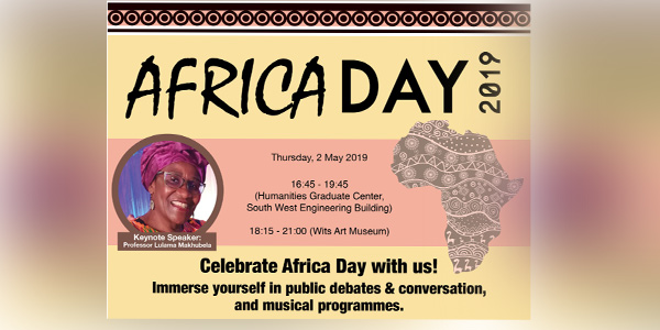 Africa Day 2019 at Wits