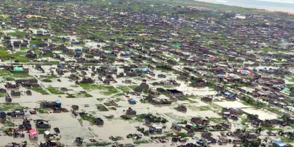 Tropical cyclone Idai killed more than a 1000 people and displaced hundreds of thousands of people in Mozambique, Zimbabwe and Malawi.