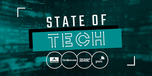 Startupbootcamp's State of Tech 2019 report