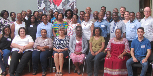 Wits-Maths Connect Project workshop delegates