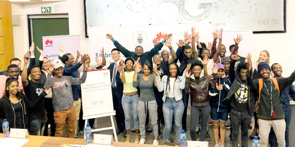 Huawei South Africa has launched free 5G training for ICT postgraduates at Wits University.