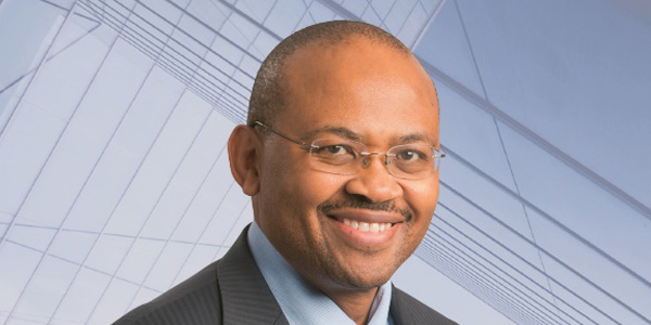 Maurice Radebe, Head of the Wits Business School