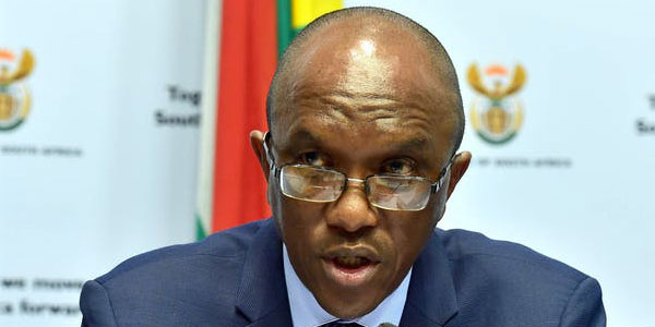 South Africa's auditor-general, the late Kimi Makwetu