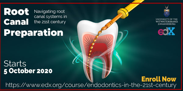New MOOC: Root Canal Preparation